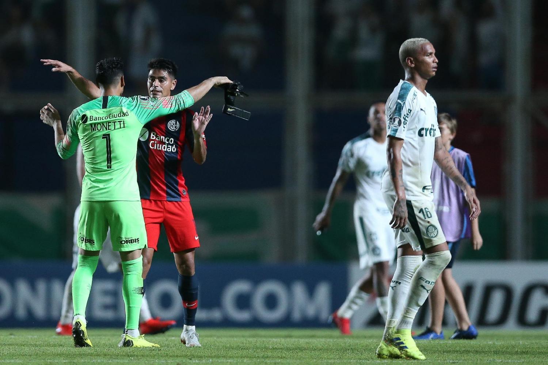 Palmeiras revê San Lorenzo em SP após 20 anos de jogo que serviu como consolo